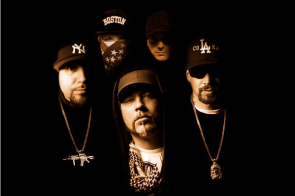 Ill Bill featuring Crooked I - Murdered (Produced By Blue Sky, Black Death)