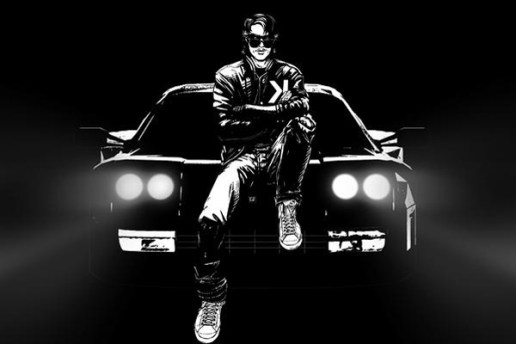 Kavinsky - Nightcall (Breakbot Remix)