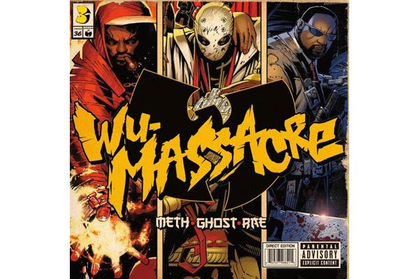 Meth, Ghost & Rae - Criminology 2.5