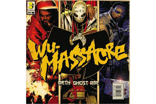Method Man & Ghostface Killah – It's That Wu Shit (Produced by Scram Jones)
