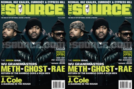 Method Man, Ghostface & Raekwon Cover The Source