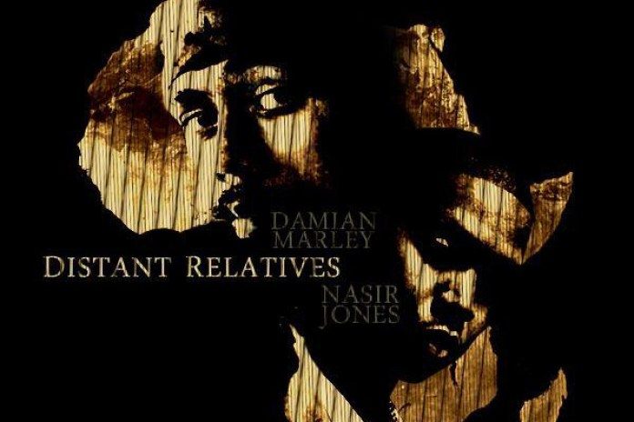 "Nas & Damian ""Jr Gong"" Marley are Distant Relatives (Trailer)"