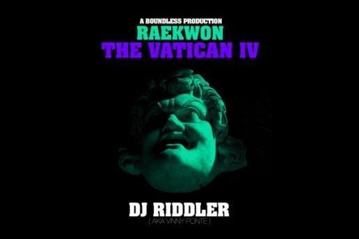 Raekwon - The Vatican IV Mixtape