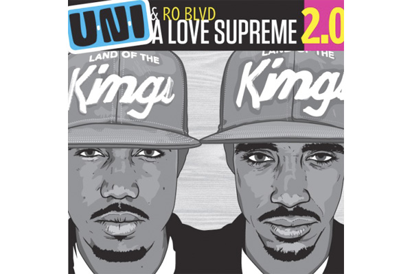 U-N-I featuring Bun B – Land of The Kings Remix