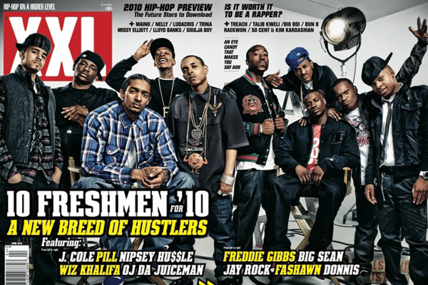 XXL – 10 Freshman For '10 (Mixtape)