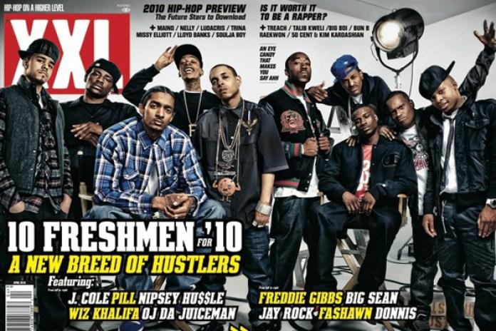 XXL – 10 Freshman For '10 (Mixtape)