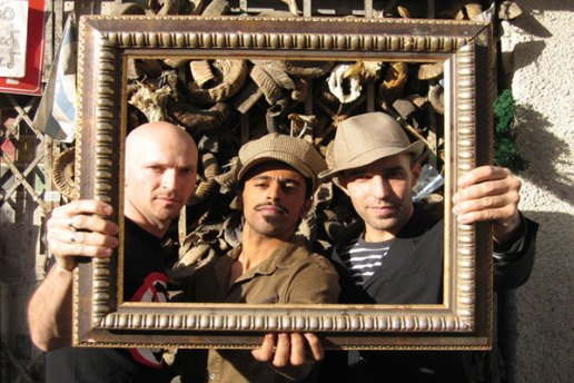 Balkan Beat Box - War Again (RJD2 Remix)