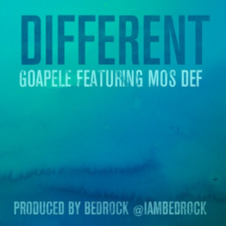 Goapele featuring Mos Def - Different