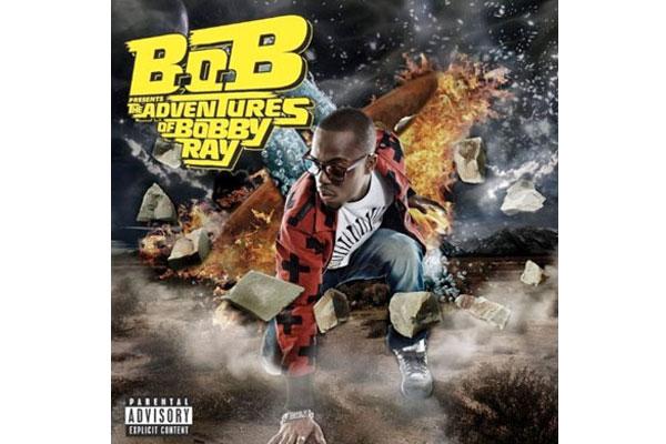 B.o.B. - Satellite