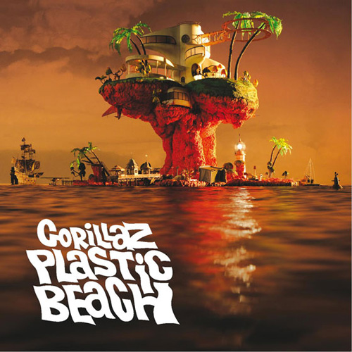 """The Gorillaz Plan To Release Two Sequels Of """"Plastic Beach""""?"""