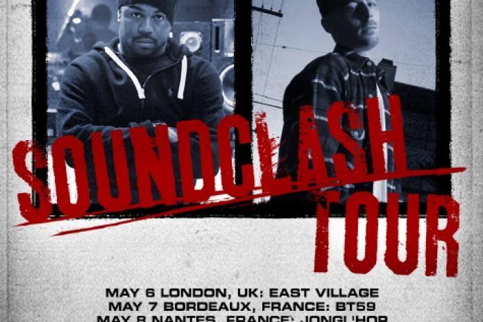 """Just Blaze & Alchemist Announce """"Soundclash"""" Tour Dates"""