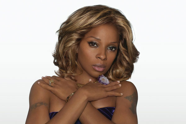 Mary J. Blige - City On Fire (Produced by Plain Pat & Jeff Bhasker)