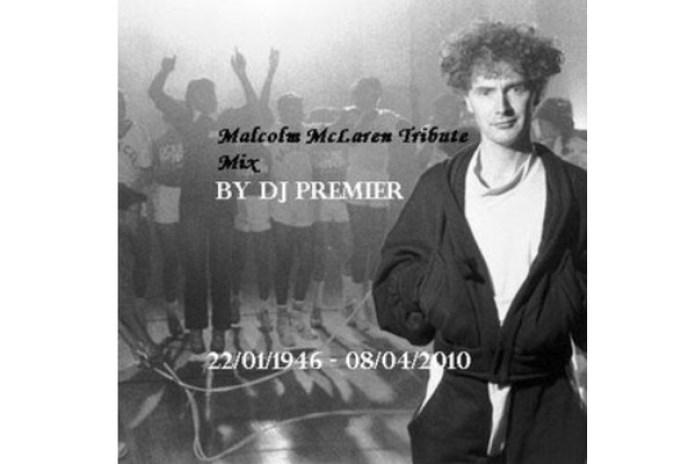 DJ Premier – Malcolm McLaren Tribute Mix