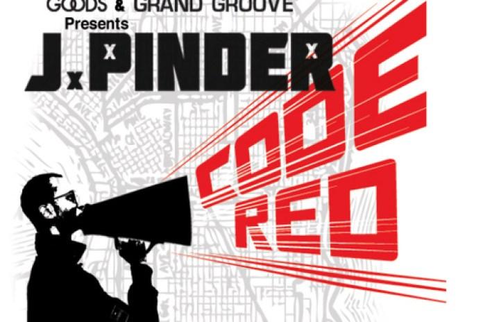 J. Pinder – Code Red EP