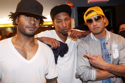 "N*E*R*D's ""Nothing"" Album Pushed Back"