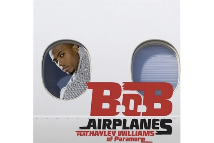 B.o.B featuring Hayley Williams – Airplanes