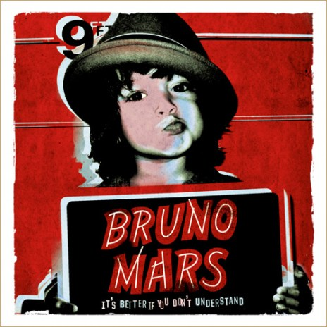 Bruno Mars featuring Cee-Lo Green & B.o.B - The Other Side