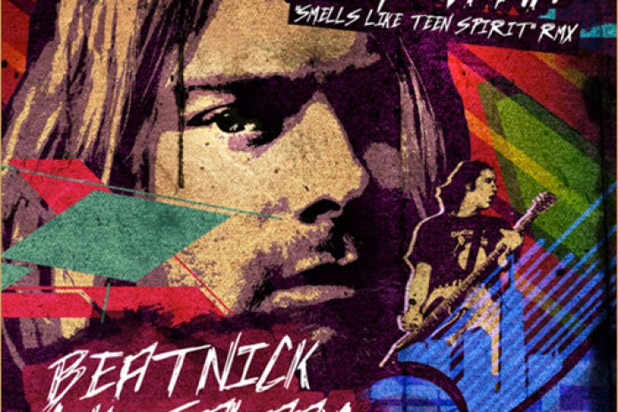 Nirvana - Smells Like Teen Spirit (Beatnick & K-Salaam Remix)