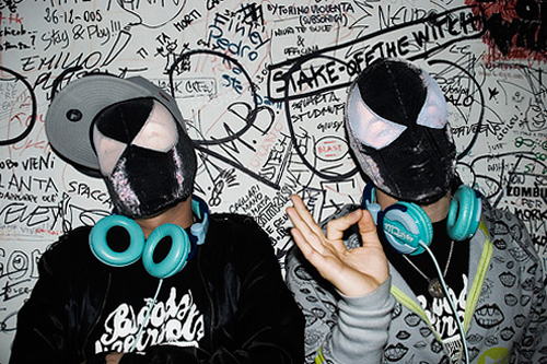 The Bloody Beetroots featuring Refused - New Noise