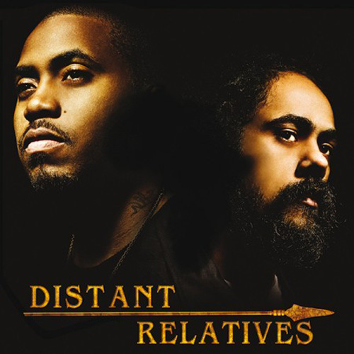 Nas & Damian Marley featuring Junior Reid - Ancient People