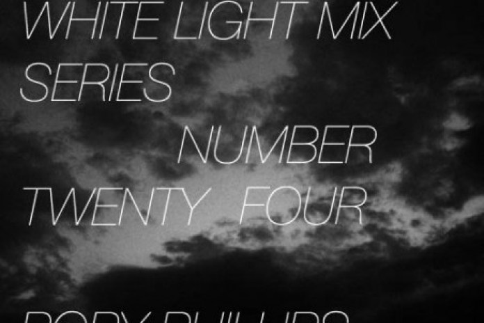 Rory Phillips - White Light 24