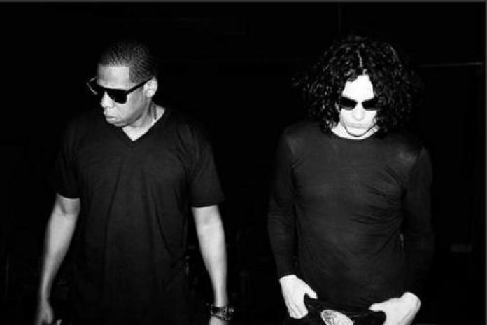 Jay-Z Working with Jack White Of The White Stripes