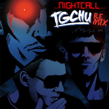 Kavinsky - Nightcall (The Girls Can Hear Us Remix)