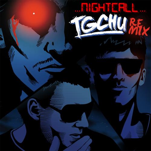 Kavinsky - Nightcall (The Girls Can Hear Us Remix)