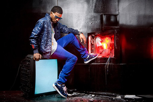 "KiD CuDi Talks New Song & ""Man On The Moon"""