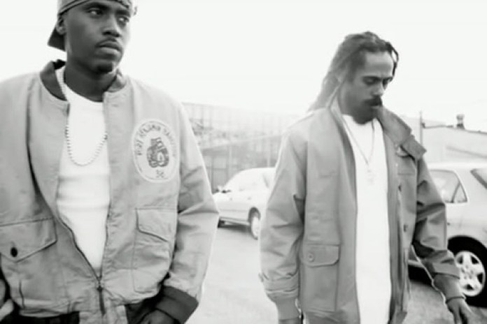Nas & Damian Marley featuring Stephen Marley - Leaders