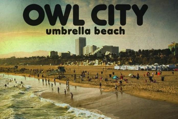 Owl City - Umbrella Beach (Grum Remix)
