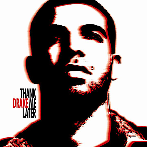 "Drake Unveils Official Cover For ""Thank Me Later"""