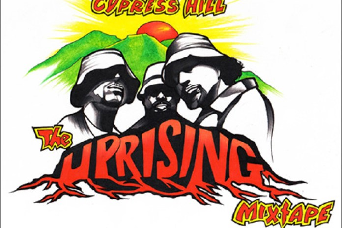 Cypress Hill - The Uprising Mixtape