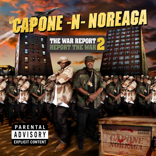 Capone-N-Noreaga - My Attribute