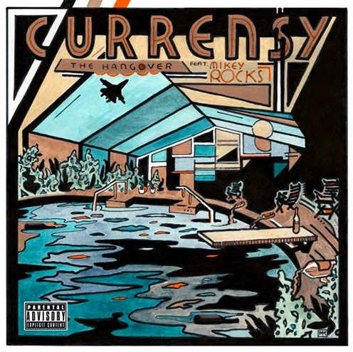 Curren$y featuring Mikey Rocks – The Hangover