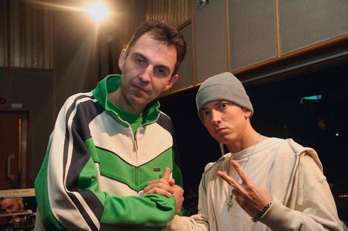 Eminem, Royce Da 5′9″, Mr. Porter's Tim Westwood Freestyle (produced by Alchemist)