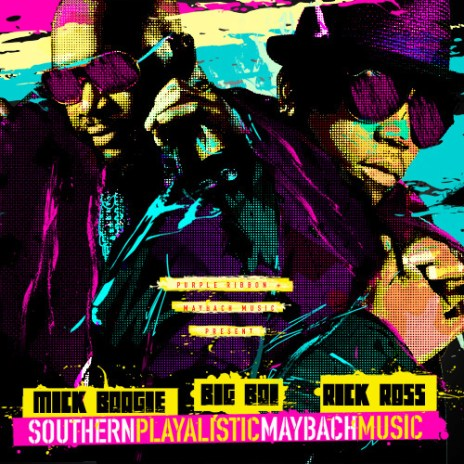 Mick Boogie Presents: Big Boi & Rick Ross - SouthernPlayalisticMaybachMusic (Mixtape)