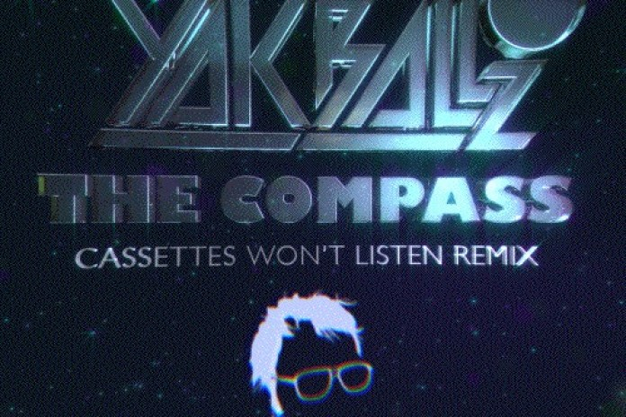 Yak Ballz - The Compass (Cassettes Won't Listen remix)