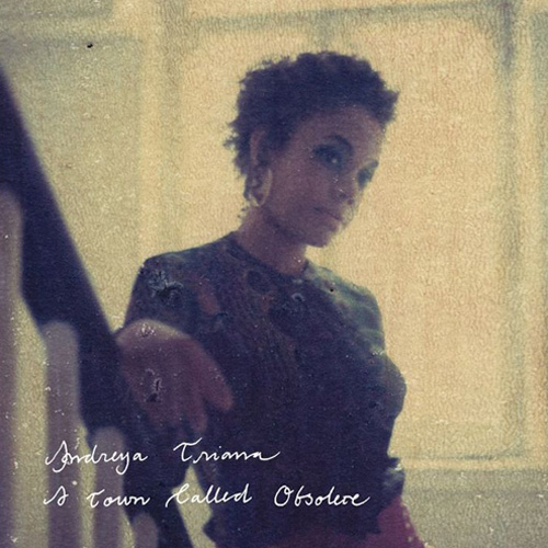 Andreya Triana - A Town Called Obsolete (Mount Kimbie Remix)