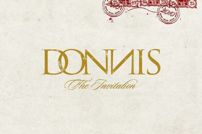 Donnis - The Invitation (Mixtape)