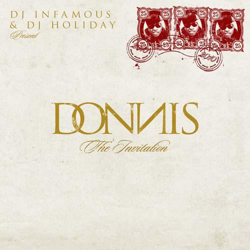 Donnis - The Invitation (Mixtape)