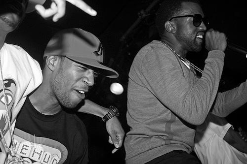 KiD CuDi featuring Kanye West - Erase Me (Radio Rip)