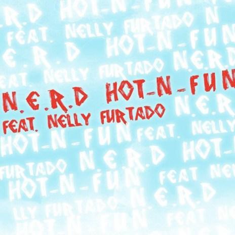 N.E.R.D. featuring Nelly Furtado - Hot N' Fun (Boys Noize Remix)
