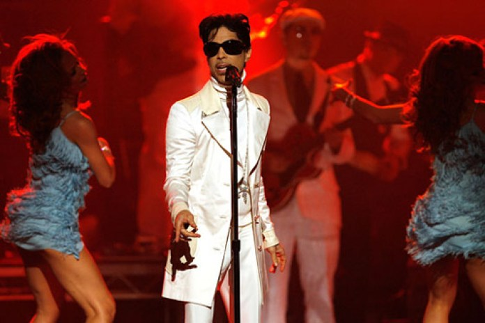 Prince - Hot Summer