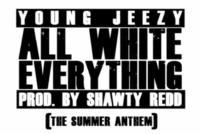 Jeezy - All White Everything
