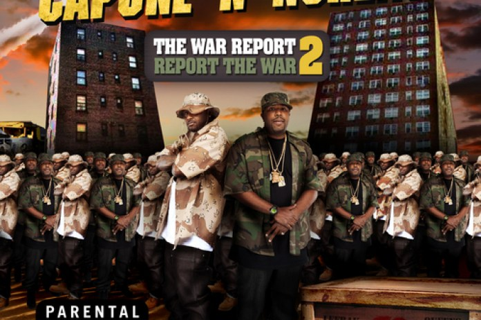 Capone N Noreaga featuring Raekwon - Dutches vs Phillies vs Bamboo