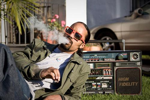 Dãm-Funk featuring MC Eiht  - Hood Pass Intact