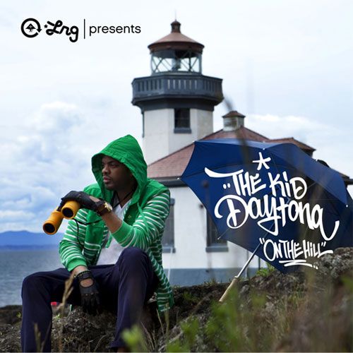 The Kid Daytona - On The Hill (Produced by 6th Sense)