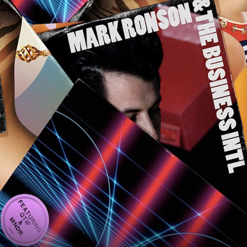 Mark Ronson & The INTL Business - Somebody To Love Me (Holy Ghost! Remix)