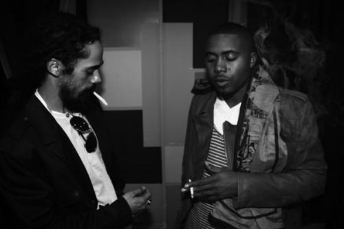 Nas Talks New Album with Tim Westwood